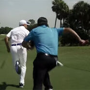 Video: Sergio Garcia vs. Jason Day   adipower Boost