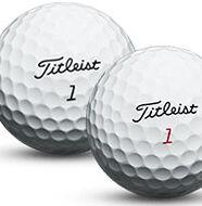 Review: Titleist Pro V1 & Pro V1x