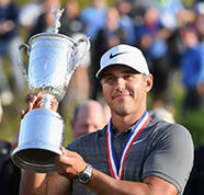 AG News: Koepka holds off Fleetwood to go back-to-back at Shinnecock