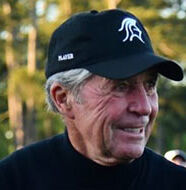 Video: Gary Player Squatting with Model