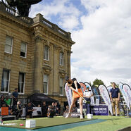 AG News: Europe's big hitters set for American Golf Long Drive showdown
