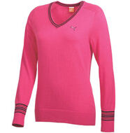 Review: New PUMA Golf ladies sweater range lands at american golf