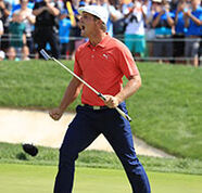 AG News: DeChambeau secures playoff win at the Memorial