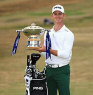 AG News: Stone springs Scottish Open win