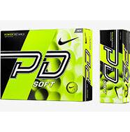 Review: Nike Golf PD9 Soft Golf Balls
