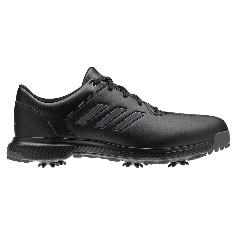 adidas Golf CP Traxion Shoes Male Core BlackCarbonIron Met 8 Regular