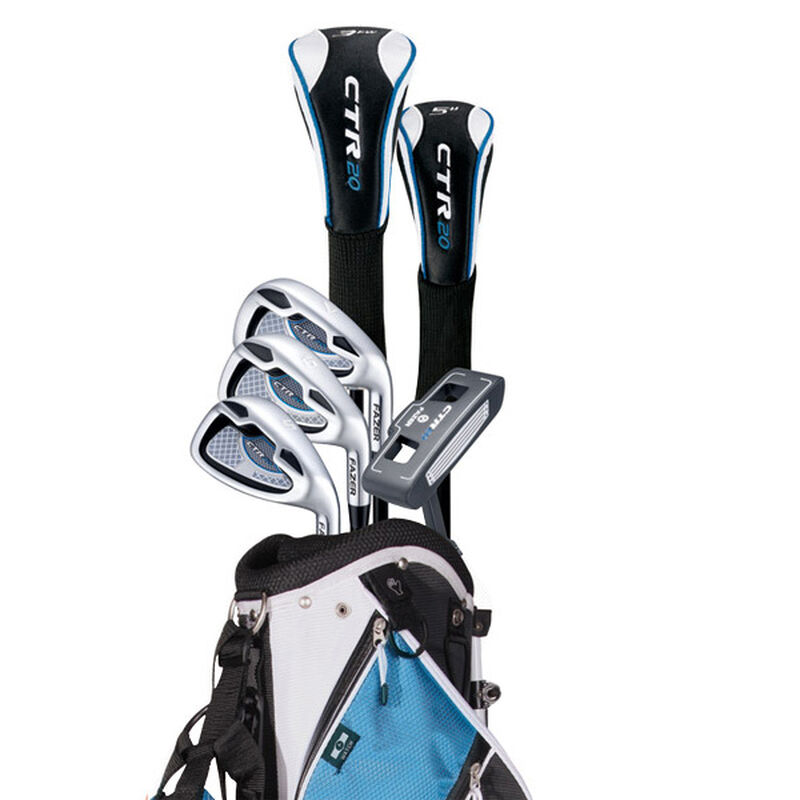 Fazer CTR20 Half Ladies Package Set Female Right Hand Stand Bag