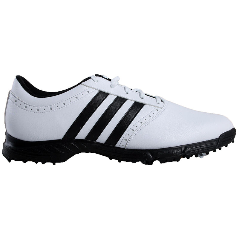 adidas Golf Traxion Classic Shoes Male WhiteBlack 8