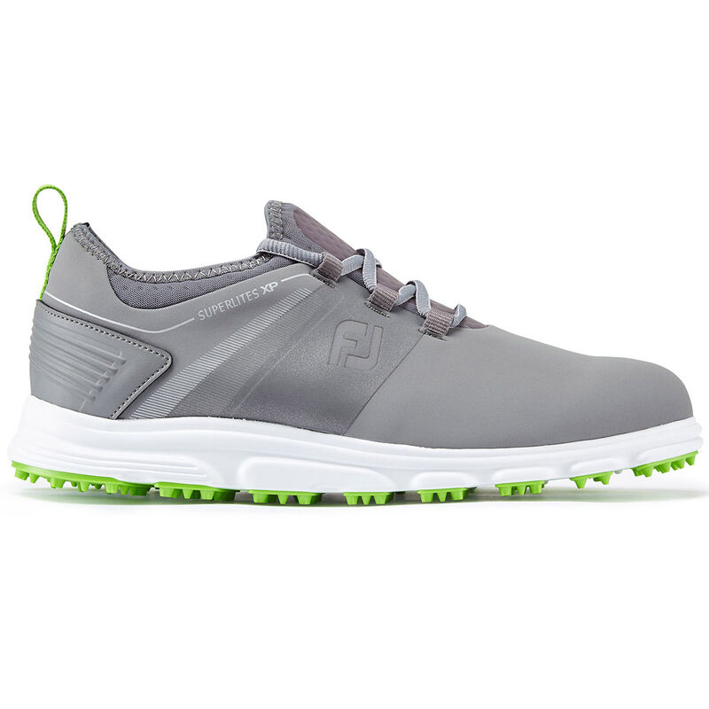 FootJoy Superlites XP Shoes Male GreyLime 10 Regular