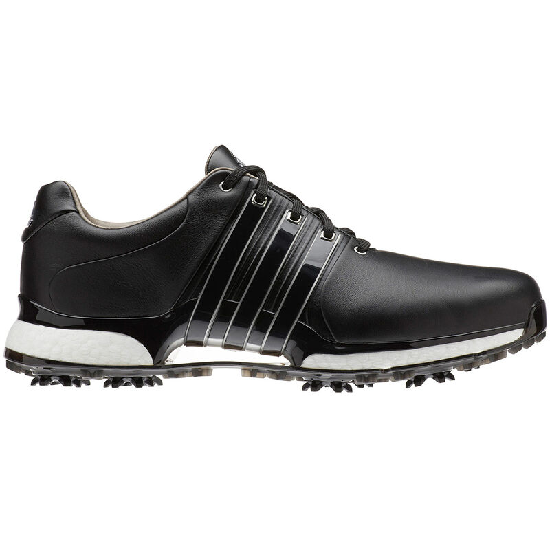 adidas Golf Tour 360 XT Shoe Male BlackBlackSilver 9 Wide