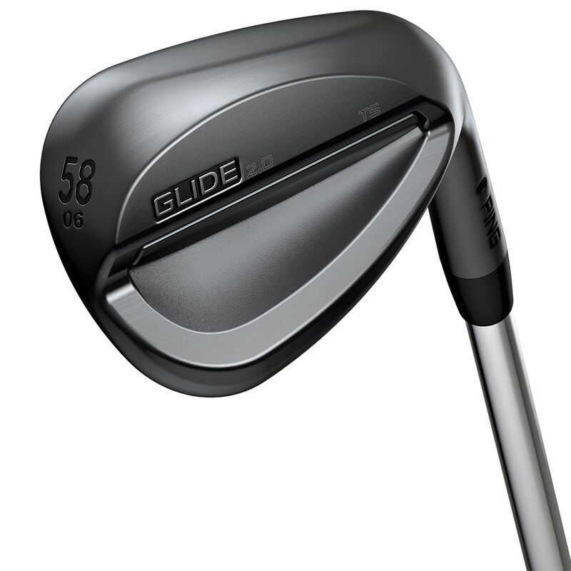 PING Glide 20 Stealth Thin Sole Wedge Male Right Hand 58° 6 Steel
