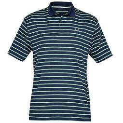 36f5af4e4685e1 Under Armour 2.0 Divot Stripe Polo Shirt