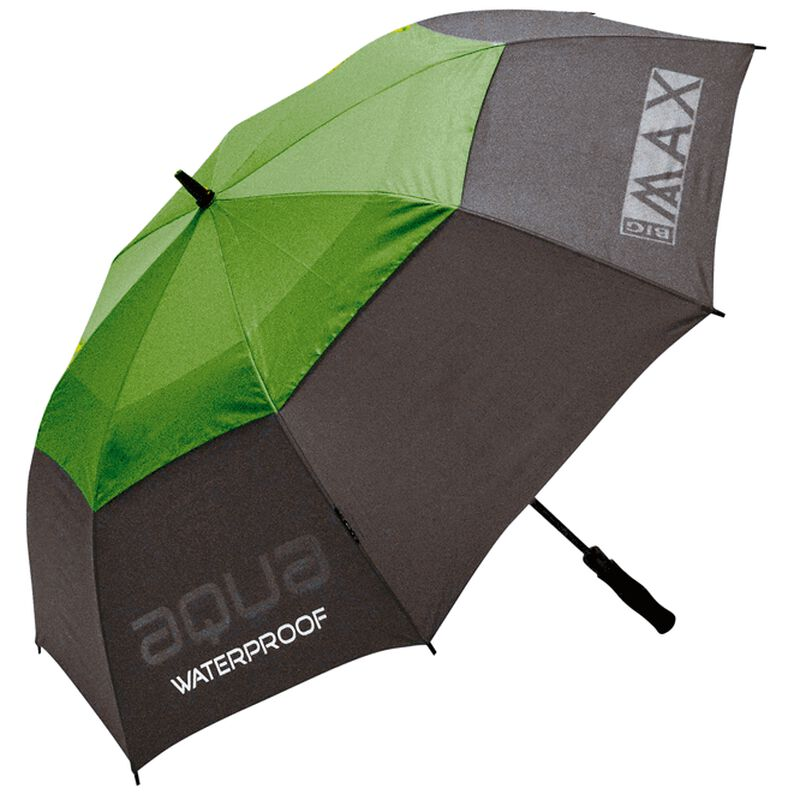 BIG MAX Aqua Umbrella Male LimeCharcoal