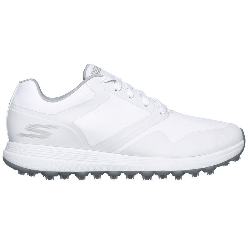 Skechers Go Golf Max Fade Ladies Shoes Female WhiteGrey 6