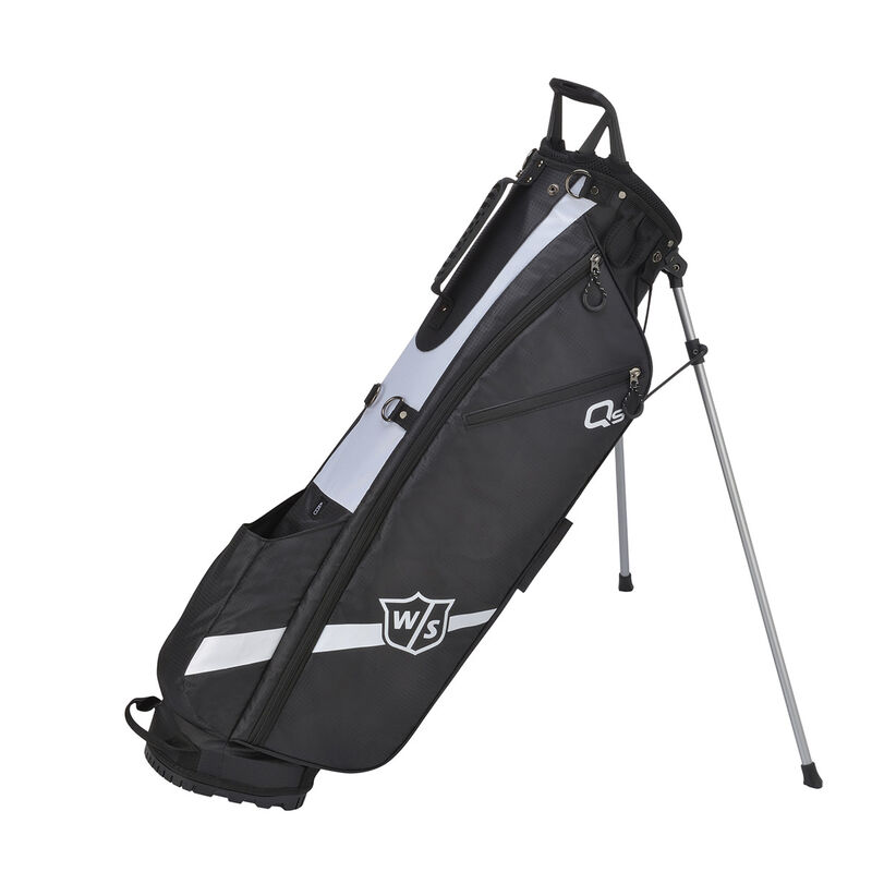 Wilson Staff Quiver Stand Bag Male Black