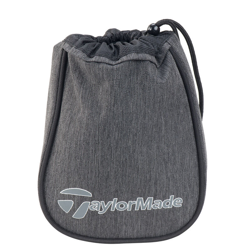 TaylorMade Classic Valuables Pouch Male Heather Grey
