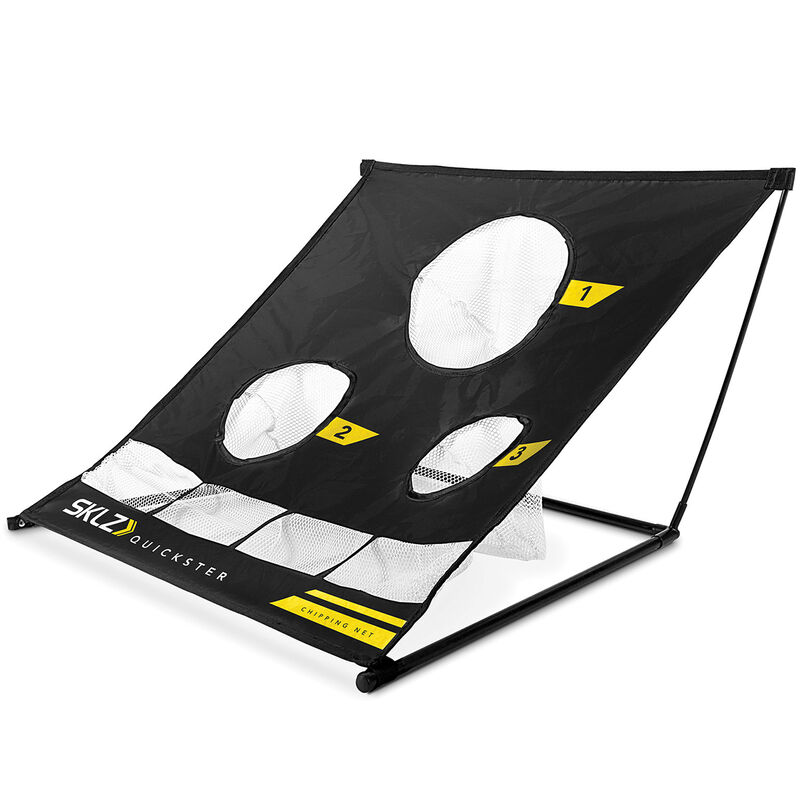 SKLZ Quickster Chipping Net Male Black One Size