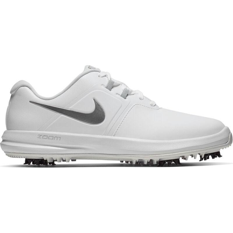 Nike Golf Air Zoom Victory Ladies Shoes Female WhiteSilverGrey 4 Regular