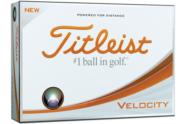 Titleist Velocity 12 Ball Pack