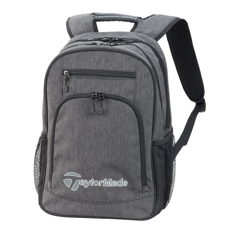TaylorMade Classic Backpack Male Heather Grey