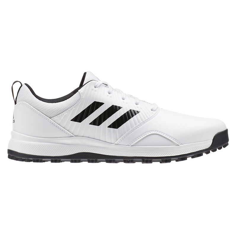 adidas Golf CP Traxion SL Shoes Male WhiteCore BlackGrey Six 9 Wide
