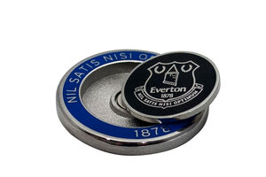 Premier Licensing Everton Duo Ball Marker