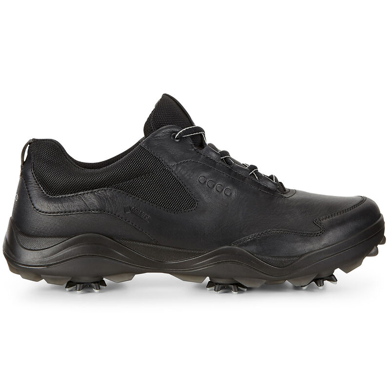 ECCO Golf Strike Racer Yak Shoes Male Black 9 Regular