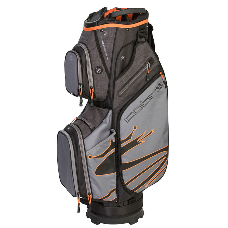 Cobra Golf Ultralight Cart Bag Male BlackOrange