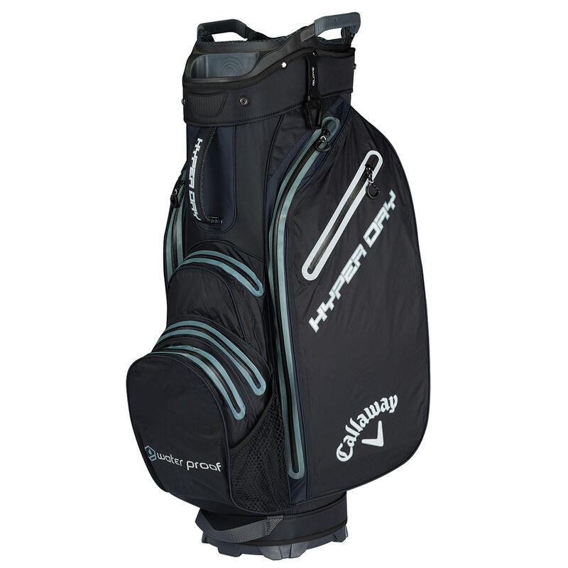 Callaway Golf Hyper Dry Cart Bag 2019 Male BlackTitaniumSilver