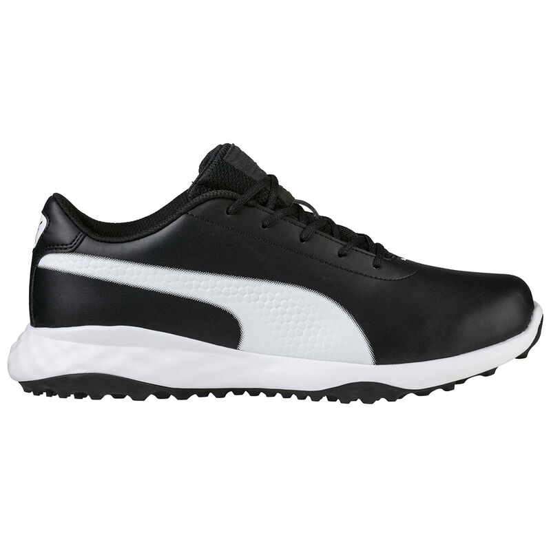 PUMA Golf Grip Fusion Classic Shoes Male BlackWhite 7