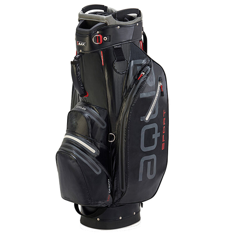 BIG MAX Aqua Sport 2 Cart Bag Male BlackSilver