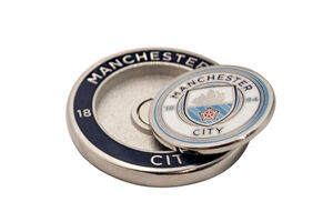 Premier Licensing Manchester City Duo Ball Marker