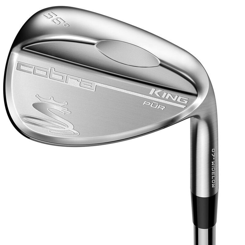 Cobra Golf King PUR WideLow Wedge Male Right Hand 56° 7 Steel Stiff