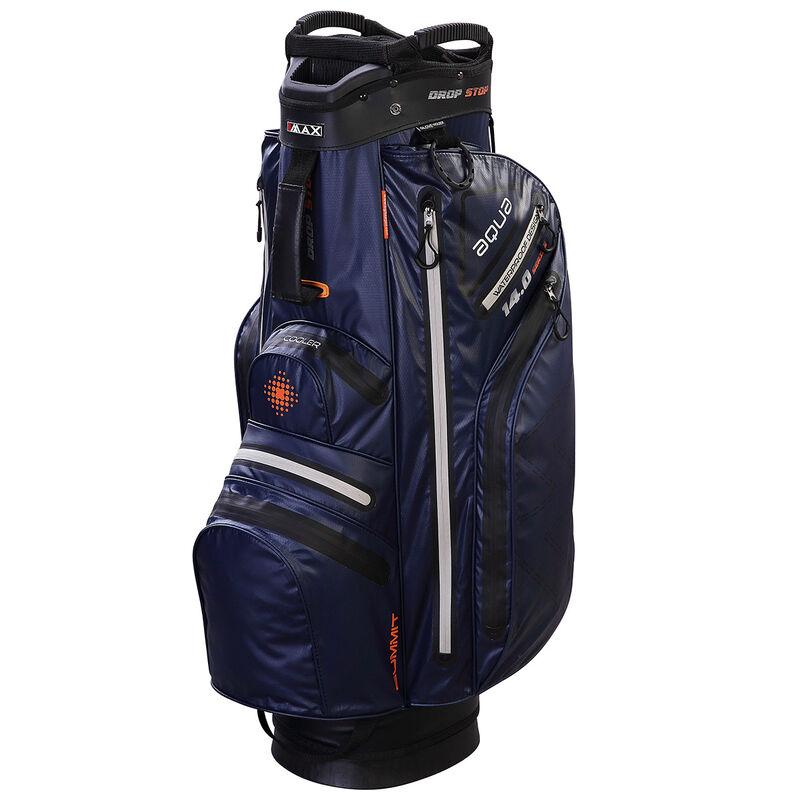 BIG MAX Aqua Summit Cart Bag Male NavyBlackOrange