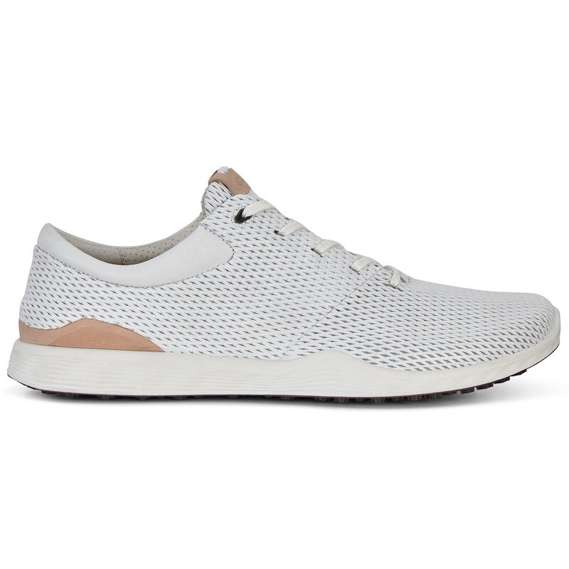 ECCO Golf S Lite Shoes Male White Racer Yak 9