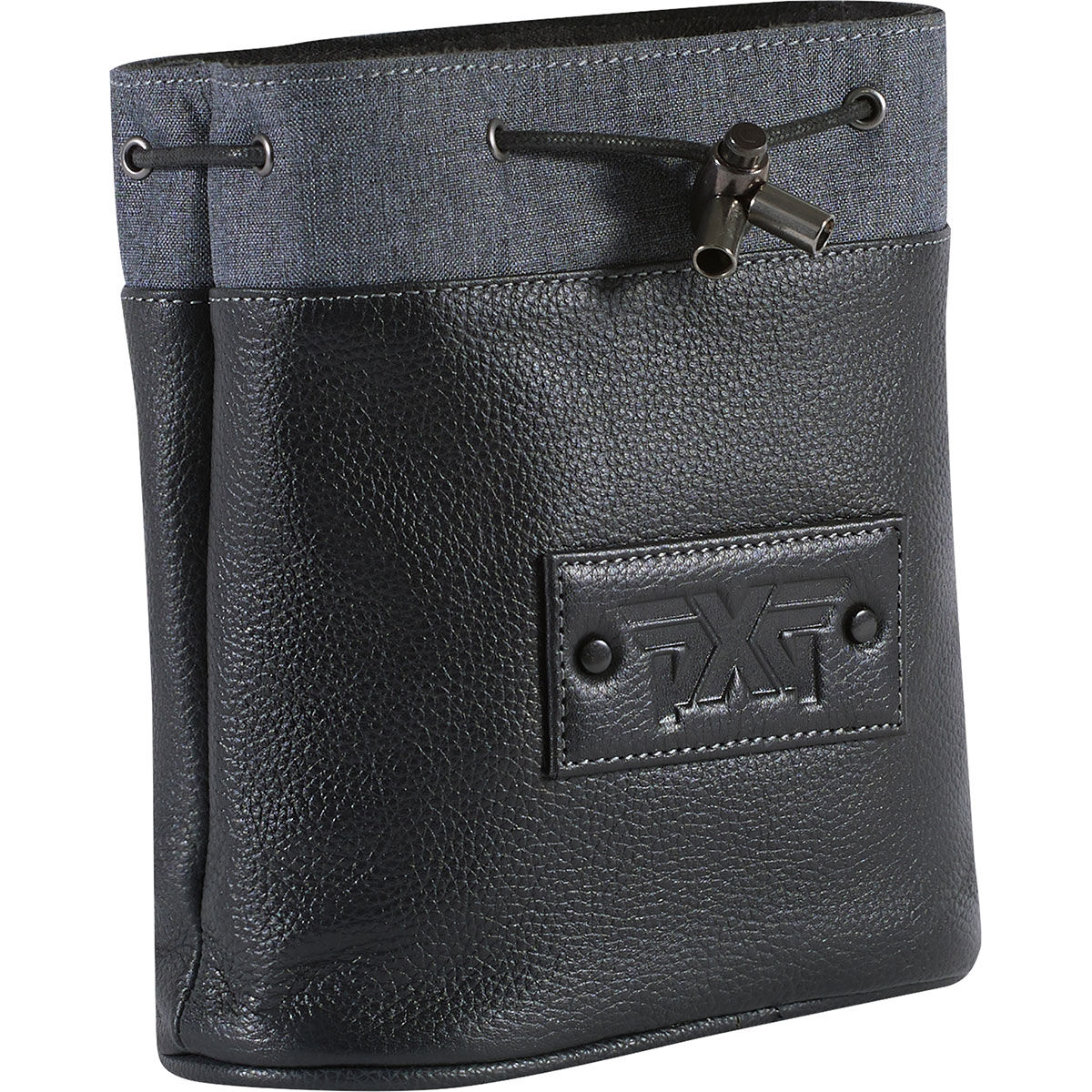 """Parsons Xtreme Golf Black PXG Valuable Golf Pouch, Size: 7x6.5x3"""" 