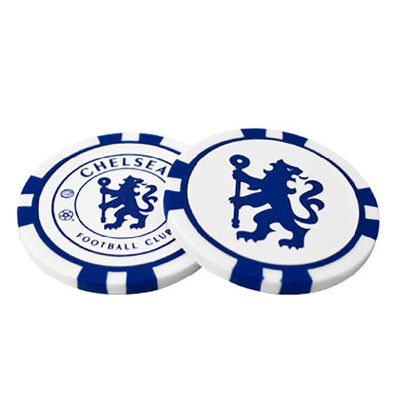 Premier Licensing Chelsea Poker Chip Ball Marker Set Male CHELSEA