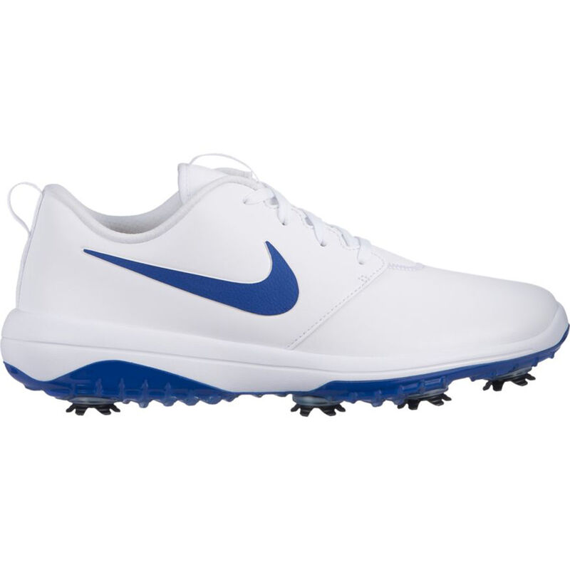 Nike Golf Roshe G Tour Shoes Male WhiteIndigo 8 Regular