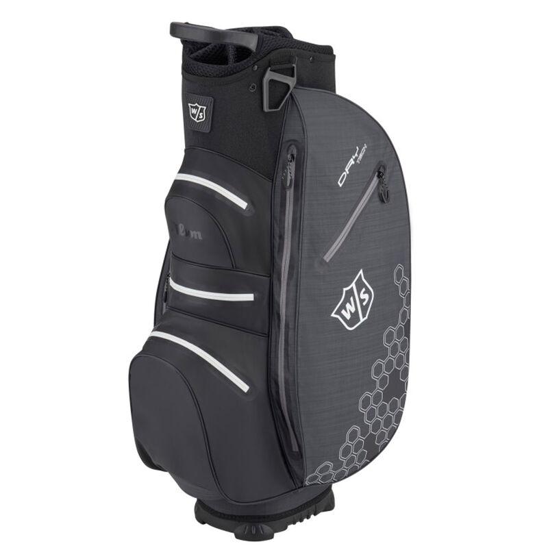Wilson Staff Dry Tech II Cart Bag Male BlackBlackWhite