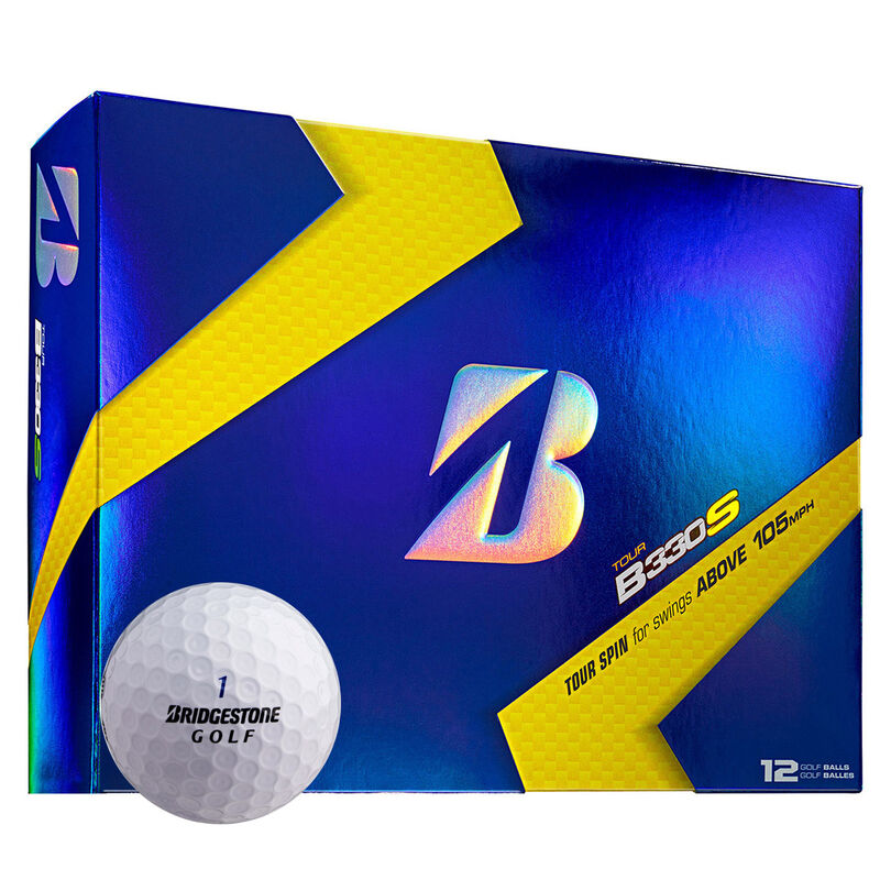Bridgestone Tour B330 Golf Balls Dozen