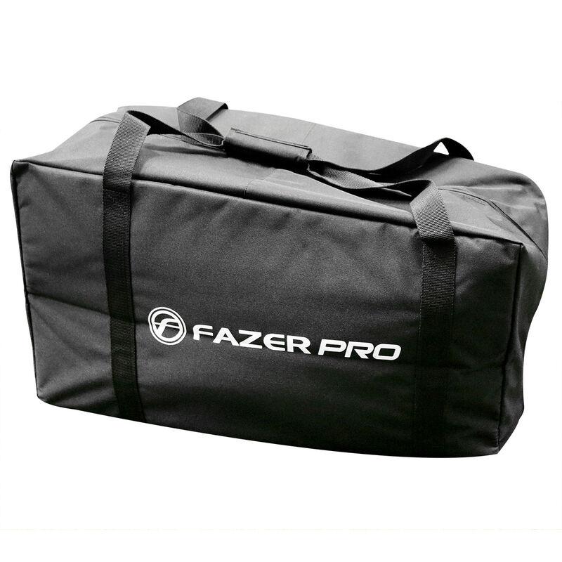 Fazer Pro Trolley Travel Cover Male Black