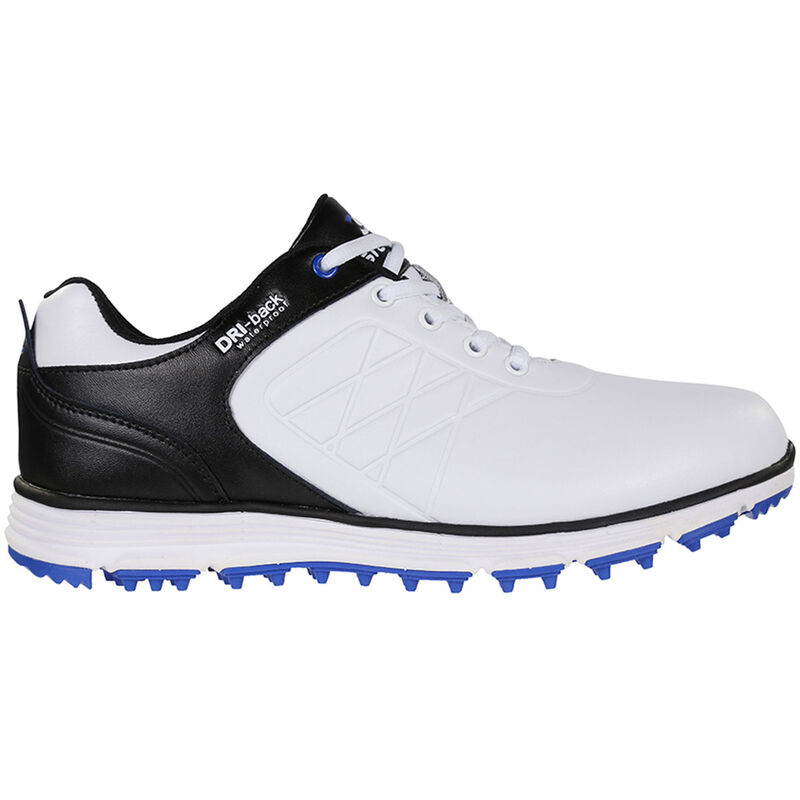 Stuburt Evolve Spikeless Shoes Male WhiteBlack 12