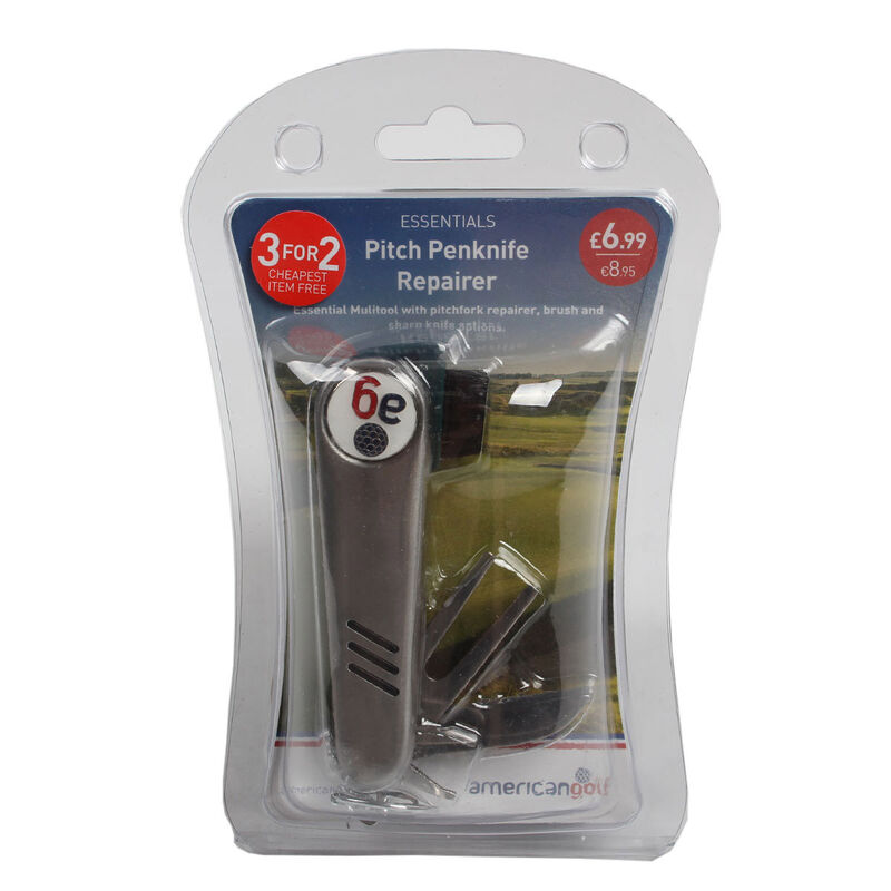 AG Essentials Penknife Repairer Male One Size