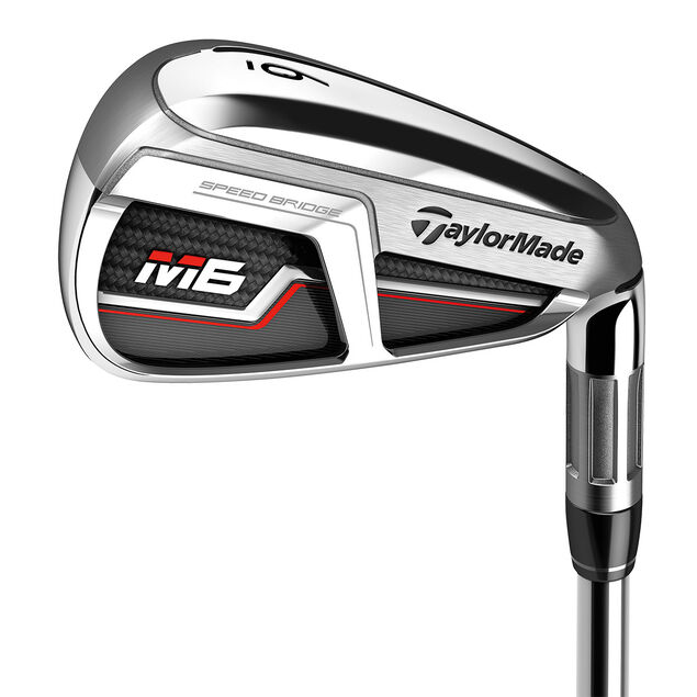 TaylorMade M6 Steel Irons from american golf 7b819ba2716
