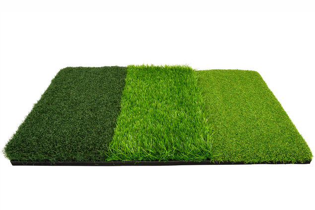 ON PAR Tri Turf Mat
