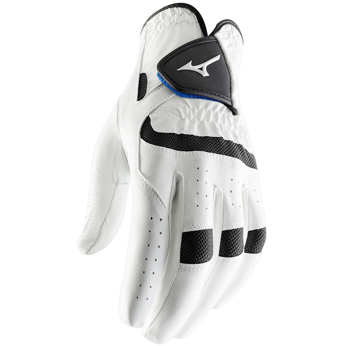 Mizuno Golf Elite Golf Glove, Mens, Right hand, Xl, White   American Golf