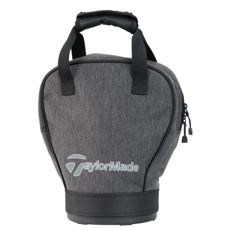 TaylorMade Classic Practice Ball Bag Male Heather Grey One Size