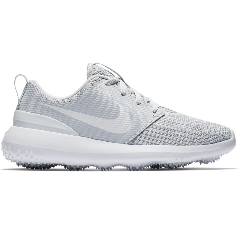 Nike Golf Roshe G Ladies Shoes Female Pure PlatinumWhite 6