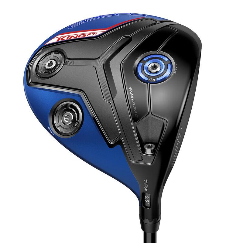 Cobra King F7 Blue Driver Male Right Hand Adjustable Graphite Regular
