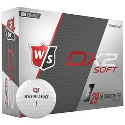 033e13cc4607f Wilson Staff DX2 Soft 12 Ball Pack